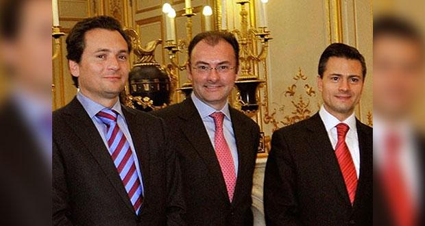 Con denuncia de Lozoya, FGR va contra EPN y Videgaray por caso Odebrecht