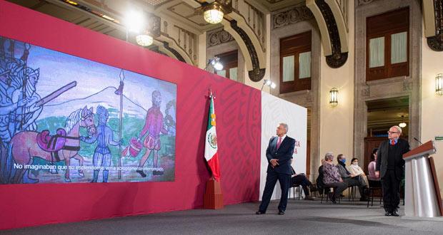 En 2021, festejarán 700 años de México con invitados internacionales