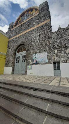 A 3 años del sismo, Alfeñique e iglesia de San Francisco lucen sin daños