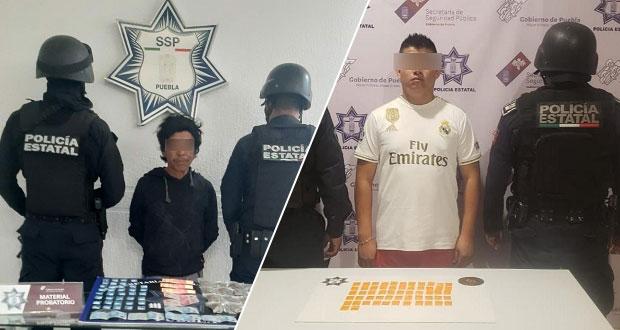 """Capturan a """"El Piojo de Xonaca"""" y excustodio del penal de Tehuacán"""