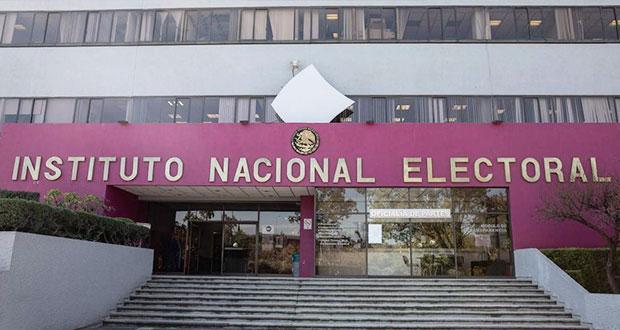 INE modifica bases de elección en Morena; encuesta, 2 al 8 de octubre
