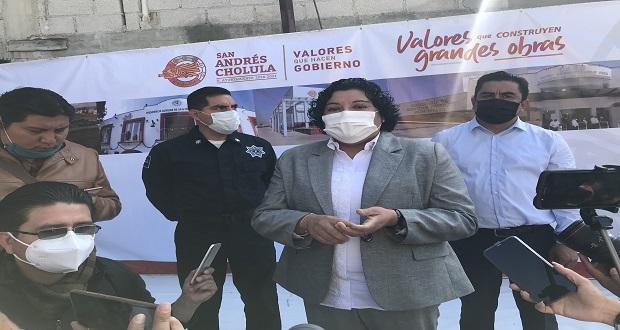 Karina Pérez advierte a Arriaga que Museo Regional está en San Andrés