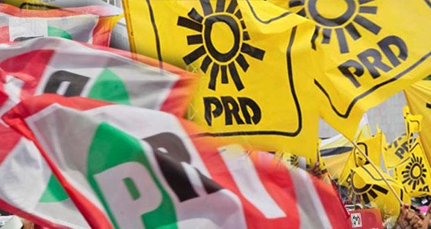 Alianza PRI-PRD para elecciones de 2021 en Puebla es un hecho: Camarillo