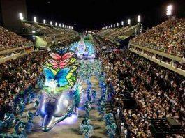 Por primera vez en un siglo, posponen Carnaval de Río de Janeiro