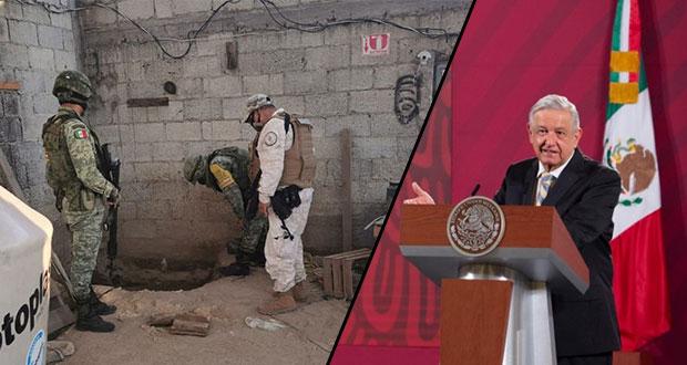 """Pide AMLO no caer en """"trampa"""" del huachigas tras incremento en Puebla e Hidalgo"""