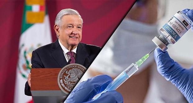 AMLO destaca que México tiene opciones para vacuna contra Covid