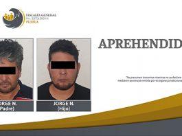 Caen dos por homicidio de dos ministeriales en Chignahuapan