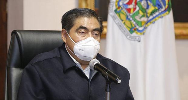No hay desacato en caso Tehuacán; suspensión de SCJN no frena proceso: Barbosa