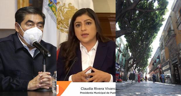 Se reaviva pugna: Barbosa clausurará obras del CH por iniciar sin permisos