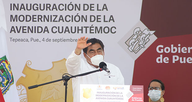 De mantener conducta social, Puebla pasaría a semáforo amarillo a fin de mes