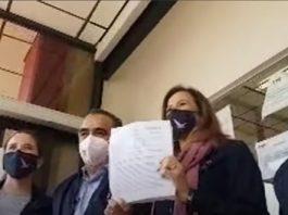 Calderón y Zavala reclama a INE por no registrar su partido