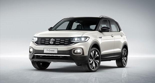 Por fallas, Volkswagen llama a revisión a camionetas T-Cross 2020