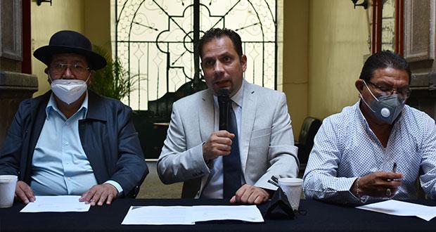 Carvajal pide suspender desalojo de casas y evitar buró de crédito