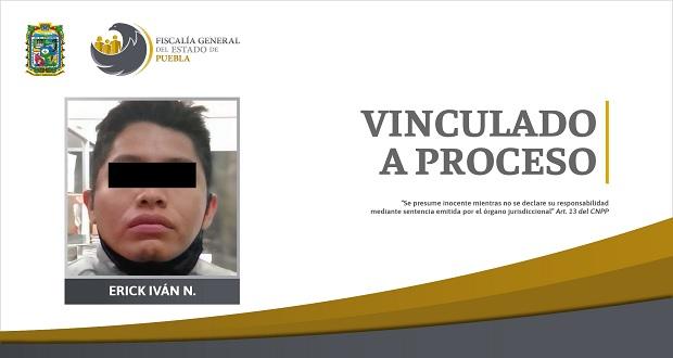 Por asalto de transporte público, sujeto va a la cárcel en Puebla