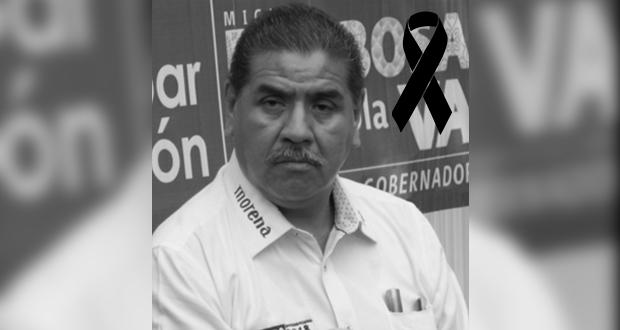 Fallece por Covid-19 Miguel Acundo, diputado federal del PES por Puebla
