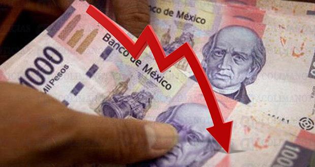 OCDE espera mayor caída de economía mexicana; sería del 10.2%
