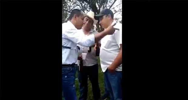 """Captan a edil de Quimixtlán apostando 10 mdp a que """"volverá a ganar"""""""
