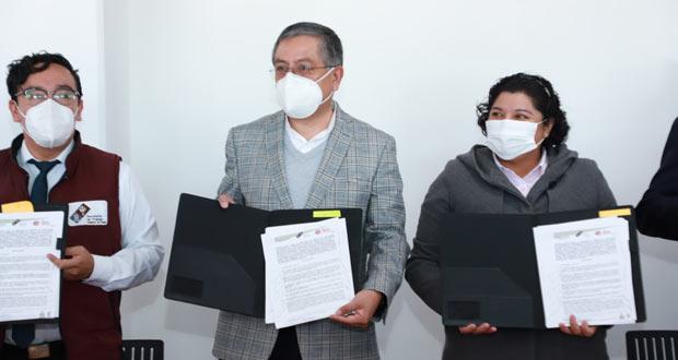 San Andrés Cholula y Secretaría de Trabajo impulsan bolsa de trabajo