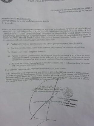 Por fraude, FGE inspecciona a financiera que opera en avenida Juárez