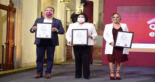 San Andrés, entre los tres municipios del país en lograr certificado nacional
