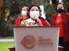 Encabeza Karina Pérez ceremonia por inicio de Independencia