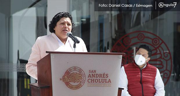 Karina Pérez va por revertir acuerdo limítrofe con Puebla; Congreso lo checará