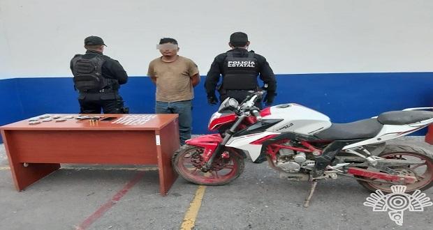 """Detiene Policía Estatal al presunto líder de """"Los Carballo"""""""