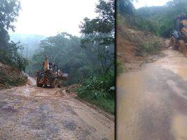 Atendidas, afectaciones por lluvias en cuatro municipios: Segob