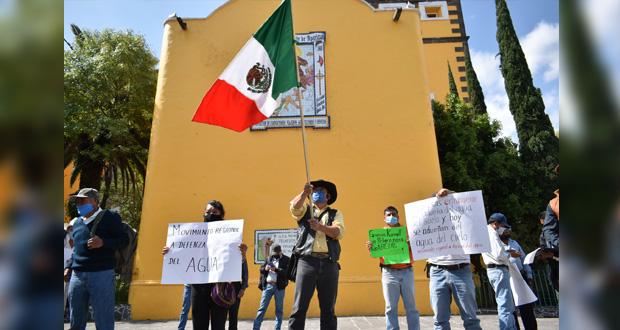 Campesinos acusan uso de bombas antigranizo y piden diálogo