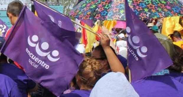 """IEE valida al PES como """"nuevo partido"""" de cara a elecciones de 2021"""