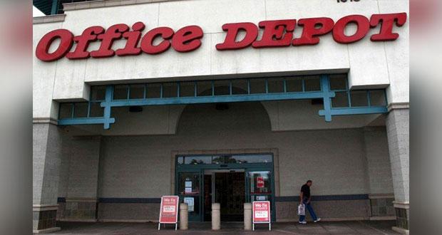 Office Depot anuncia el cierre de sus operaciones en Colombia
