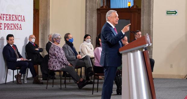 AMLO alista reforma para consulta sobre expresidentes si SCJN rechaza