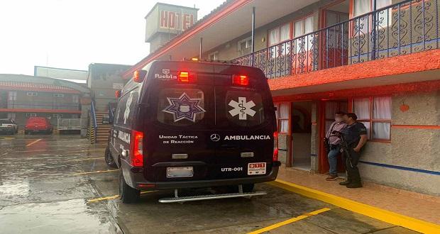 Policía rescata a tres víctimas de secuestro en Puebla capital