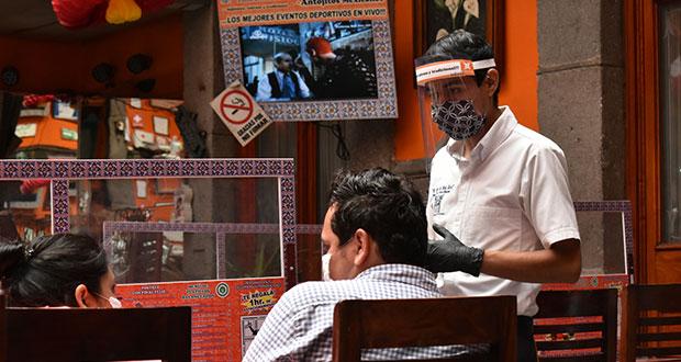 Restaurantes de Puebla ampliarían horario por Grito de Independencia