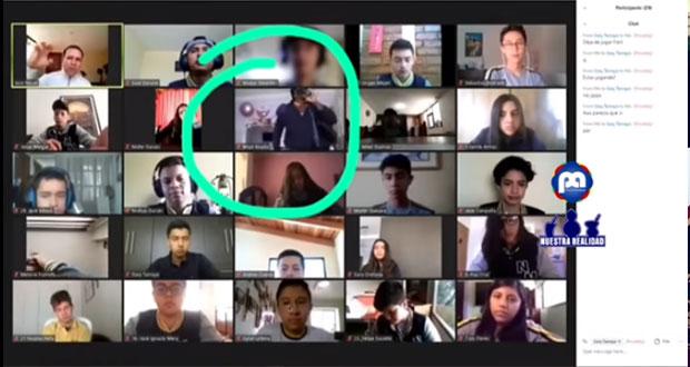 En plena clase en línea, entran a robar a casa de joven en Ecuador