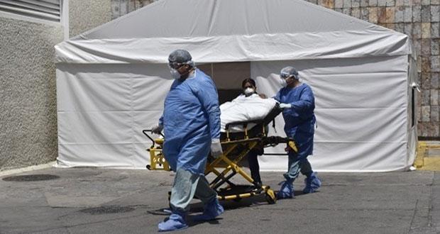 Puebla, con sólo 78 casos de Covid y 7 muertes en un día: Federación