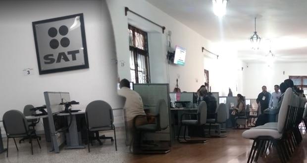 26% abandona su cita ante el SAT en Puebla; llaman a acudir