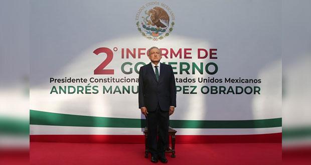 Quinta etapa de industria militar en Puebla, al 22.25%: Presidencia