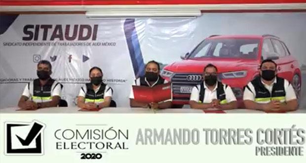 Comisión electoral del Sitaudi niega proceso a modo para reelección de Lopez