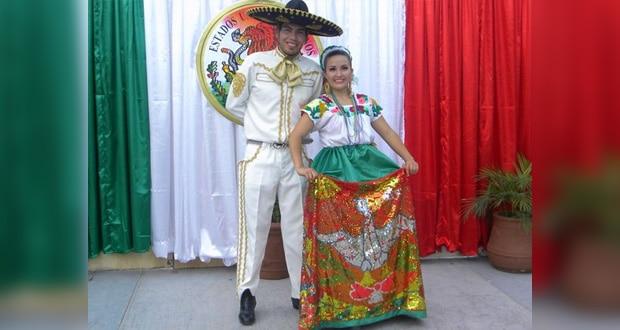 Abren concurso de trajes típicos para migrantes poblanos en EU
