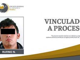 Vinculan a proceso a sujeto por disparar a agentes en Tehuacán