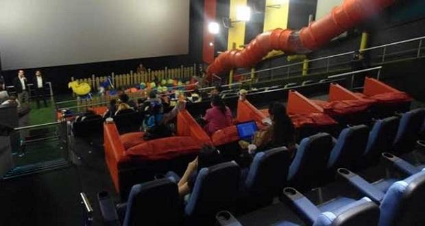 Acecop urge a reapertura de cines en Puebla; no son riesgo, dice
