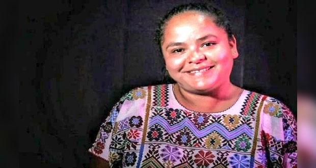 Autoridades de Edomex detienen en Amozoc a activista Kenia Hernández