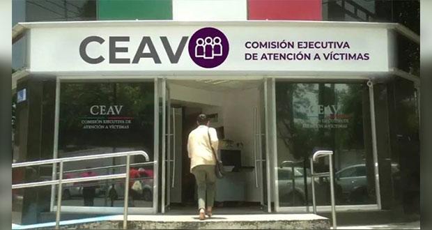 Dan a conocer bases para competir por titularidad de la CEAV