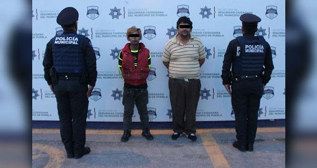 Caen dos en San Bartolo por homicidio y ocultación de cadáver