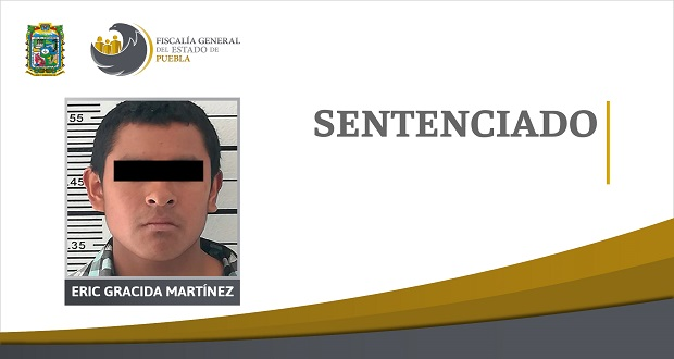 Dan 25 años de prisión contra sujeto por violar a menor en Puebla