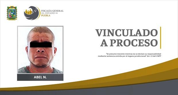 Dan prisión preventiva a presunto homicida de Molcaxac
