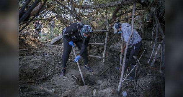 Hallan 59 cuerpos en fosa clandestina de Guanajuato; mayoría, jóvenes