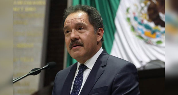 Ignacio Mier, diputado por Puebla, nuevo coordinador de Morena en San Lázaro