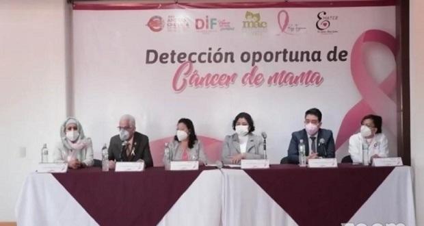 En San Andrés, ofrecerán mil consultas para detectar cáncer de mama
